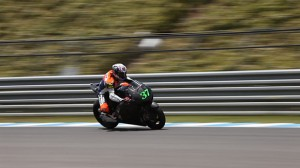 Honda Racing Corporation (HRC), with its test rider, ran a prototype successfully at the circuit of TWIN RING MOTEGI. The test took place from May 23rd through 24th, 2013.